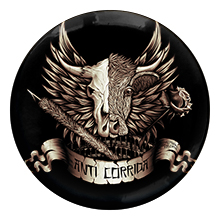 Anti-corrida – Badge