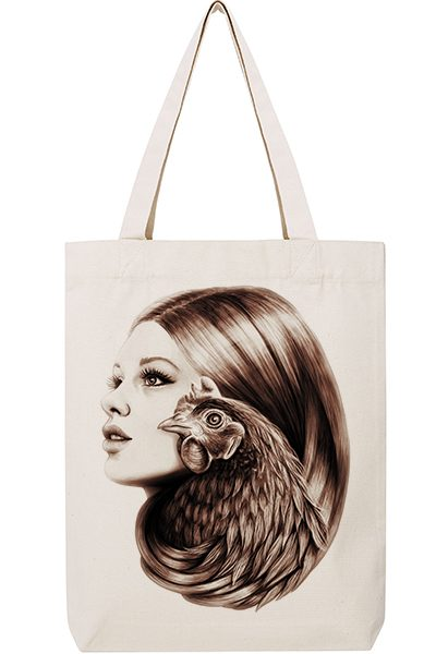 Animale II – Sac recyclé